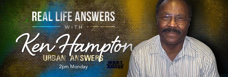 Ken Hampton - Real Life Answers