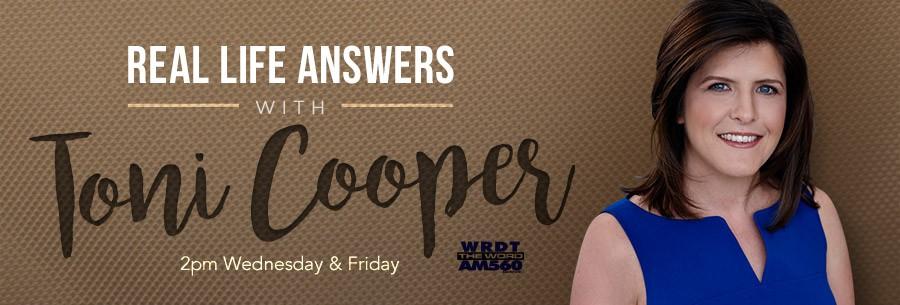 Toni Cooper - Real Life Answers